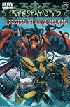 Transformers: Infestation II #2 - Chuck Dixon, Guido Guidi, Livio Ramondelli