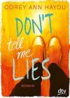 Don't tell me lies: Roman - Corey Ann Haydu, Clara Mihr
