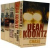Dean Koontz Collection: The Good Guy, By The Light Of The Moon, Hideaway, Fear Nothing - Dean Koontz
