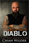 DIABLO: Night Rebels Motorcycle Club (Night Rebels MC Romance) (Volume 3) - Chiah Wilder, Hot Tree Editing