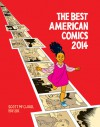 The Best American Comics 2014 - Scott McCloud, Bill Kartalopoulos