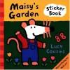 Maisy's Garden: A Sticker Book - Lucy Cousins