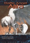 Battle Angel Alita, Volume 1: Rusty Angel - Sterling Bell, Matt Thorn, Fred Burke, Yukito Kishiro