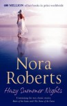 Omnibus: Hazy Summer Nights: Rules of the Game / Name of the Game - Nora Roberts