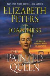 The Painted Queen - Elizabeth Peters