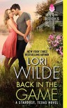 Back in the Game - Lori Wilde