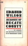 Memoirs of Hecate County - Edmund Wilson