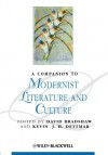 A Companion to Modernist Literature and Culture -