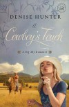 A Cowboy's Touch - Denise Hunter