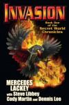 Invasion  - Mercedes Lackey, Steve Libbey, Cody Martin, Dennis Lee