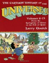 Cartoon History of the Universe II, Vol. 8-13: From the Springtime of China to the Fall of Rome - Larry Gonick