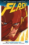 The Flash, Vol. 1: Lightning Strikes Twice - Ivan Plascencia, Joshua Williamson, Steve Wands, Carmine Di Giandomenico, Karl Kerschl