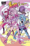 JEM & THE HOLOGRAMS #1 PLUGGED IN ED - IDW Comics