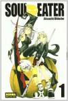 SOUL EATER 01 (CÓMIC MANGA) - Atsushi Ohkubo