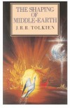 The Shaping of Middle-Earth - J.R.R. Tolkien,  Christopher Tolkien