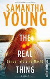The Real Thing: Roman (Hartwell-Love-Stories, Band 1) - Samantha Young, Sybille Uplegger