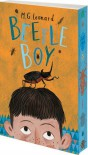 Beetle Boy (The Battle of the Beetles) - M.G. Leonard