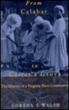 From Calabar to Carter's Grove: The History of a Virginia Slave Community - Lorena S. Walsh
