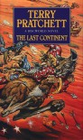 The Last Continent (Discworld, #22) - Terry Pratchett