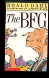 The BFG - Quentin Blake, Roald Dahl