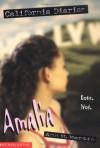 Amalia: Diary 1 - Ann M. Martin