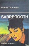 Sabre-Tooth - Peter O'Donnell
