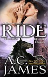 Ride: Choices: BBW Paranormal Shape Shifter Romance (Puca Mates Short Book Six) - A.C. James