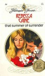 That Summer of Surrender - Rebecca Caine