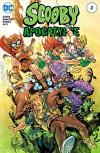 Scooby Apocalypse (2016-) #2 - Keith Giffen, J.M. DeMatteis, Jim Lee, Howard Porter