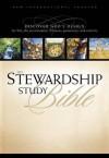 NIV Stewardship Study Bible - New International Version
