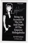 Being an Account of the Life and Death of the Emperor Heliogabolus (24 Hour Comic) - Neil Gaiman