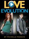 Love Evolution (Black Cat Records, #1) - Michelle Mankin