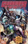 Guardians of Infinity #1 Comic Book - MARVEL