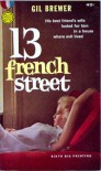 13 French Street - Gil Brewer