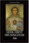 Seek First His Kingdom - Saint Anthony of Padua, Livio Poloniato