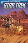 Star Trek: Deviations (IDW Deviations) - Donny Cates