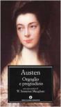 Orgoglio e pregiudizio - Giulio Caprin, W. Somerset Maugham, Jane Austen