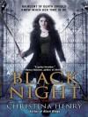 Black Night - Christina Henry, Coleen Marlo