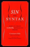 Sin and Syntax - Constance Hale