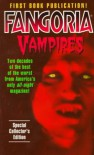 Fangoria Vampires - Tony Timpone