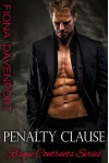 Penalty Clause (Risqué Contracts Book 1) - Fiona Davenport