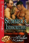 Summer's Indiscretion - Heather Rainier