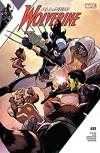 All-New Wolverine (2015-2018) #22 - Leinil Francis Yu, Barbara Taylor Bradford