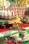 In Peppermint Peril: A Book Tea Shop Mystery - Joy Avon