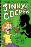 Jinny & Cooper: Curse of the Genie's Ring - Tania Ingram