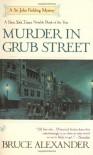Murder in Grub Street (Sir John Fielding) - Bruce Alexander