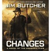 Changes (The Dresden Files, #12) - Jim Butcher,  James Marsters