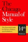 The Chicago Manual of Style - John Grossman