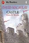 Castle: How It Works - David Macaulay, Sheila Keenan