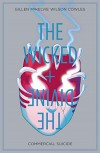 The Wicked + The Divine Vol. 3: Commercial Suicide - Kieron Gillen, Jamie McKelvie